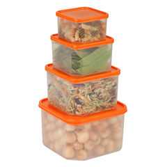 Honey-Can-Do 8-pc. Food Container
