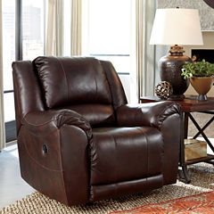 Signature Design by Ashley® Yancy Rocker Recliner