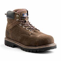 Dickies Prowler Mens Slip Resistant Steel Toe Work Boots