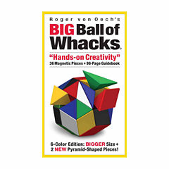Creative Whack Company Big Ball of Whacks - Multicolor