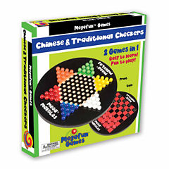 MegaFun USA Chinese and Traditional Checkers