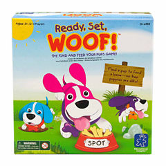 Educational Insights Ready Set Woof! Game
