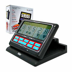 John N. Hansen Co. Portable Touch-Screen 7-in-1 Video Poker