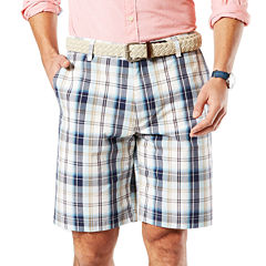 Dockers® Perfect Flat-Front Shorts