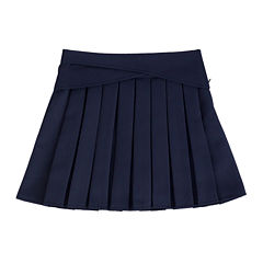 U.S. Polo Assn.® Pleated Scooters - Girls 7-16