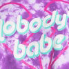 Purple Nobodys Bab