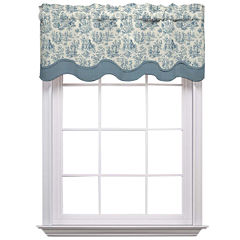 Charmed Life Rod-Pocket Valance