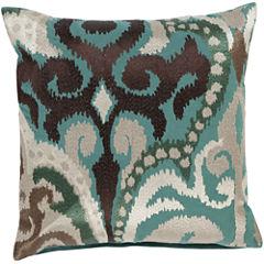 Decor 140 Krasavino Square Throw Pillow