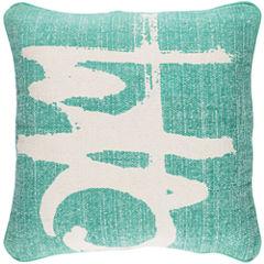 Decor 140 Castig Square Throw Pillow
