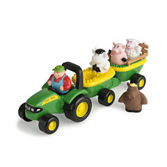 John Deere 6-pc. Toy Playset - Unisex