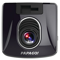 PAPAGO! GSS308G GoSafe S30 Full HD Dash Cam with 8GB microSD Card