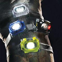 Pelican 2740 001 01120 66-Lumen 2740 LED Adjustable Headlamp (Blue)