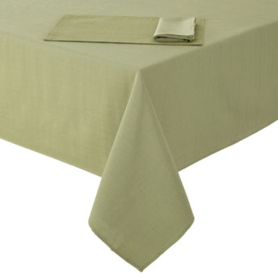 jcpenney home mitchell textured table linen collection