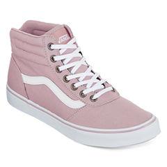 Vans Milton Hi Womens Sneakers