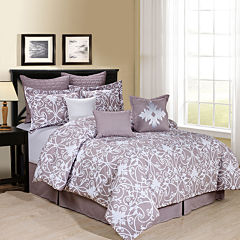 Cathay Home Solano Complete Bedding Set with Sheets