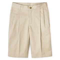 IZOD® Pleated Shorts - Preschool Boys 4-7 and Slim