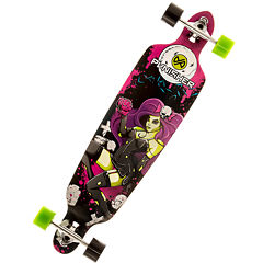 PUNISHER® Skateboards Zombie 40