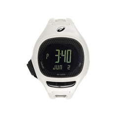 Asics AP02 Runner White Watch-CQAP0203Y