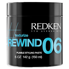 Redken Rewind 06 Pliable Styling Paste - 6.1 Oz.