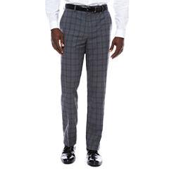 Men's J.Ferrar Stretch Woven Flat-Front Slim Fit Suit Pants
