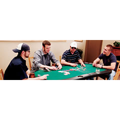 Fat Cat Folding Texas Holdftem Table
