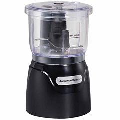 Hamilton Beach® Stack & Press 3 Cups Food Processor