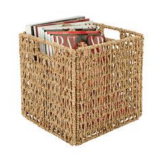 Honey-Can-Do® Folding Basket