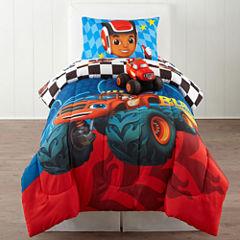 Nickelodeon™ Blaze Fast Track Twin Comforter & Accessories