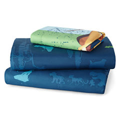 Disney Lion Guard All-For-One Twin Sheet Set