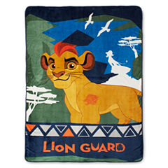 Disney Lion Guard All-For-One Fleece Blanket