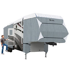 Classic Accessories 75063 PolyPro III Extra Tall 5th Wheel & Toy Hauler Cover, XT Model 6