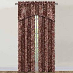 Richloom Clayton Rod-Pocket Window Treatments