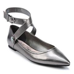 Libby Edelman® Ryann Womens Ballet Flats