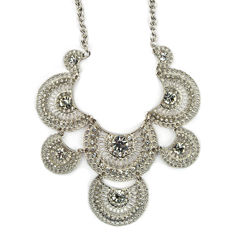 Arizona Filigree Center Stone Necklace