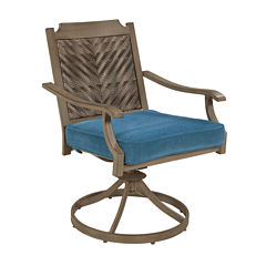 Outdoor by Ashley® Fiji Swivel Chair - Set of 4
