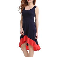 Phistic Alexis Sleeveless Swing Dresses