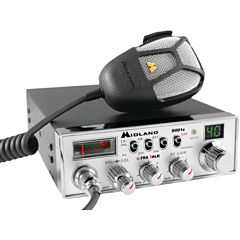 Midland 5001Z 40-Channel Z-Model Mid-Tier CB Radio