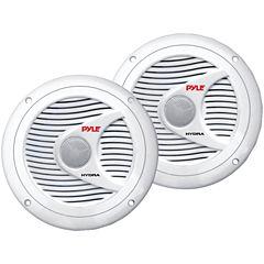 Pyle PLMR60 Hydra Series 6.5IN 150-Watt Dual-ConeMarine Speakers