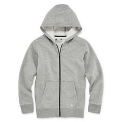Xersion™ Long-Sleeve Fleece Hoodie - Boys 8-20 and Husky