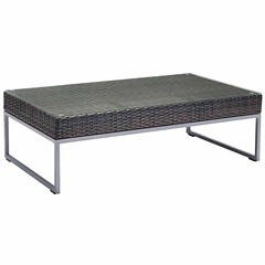 Zuo Modern Malibu Patio Coffee Table