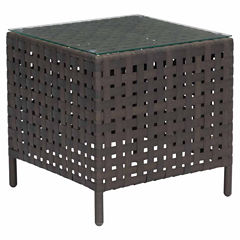 Zuo Modern Pinery Patio Side Table