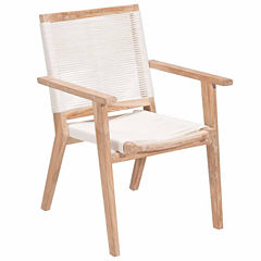 Zuo Modern West Port Patio Dining Chair