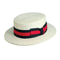 Scala™ Classico Straw Boater Hat - Big