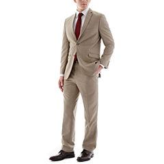 Adolfo® Tan Suit Separates - Slim