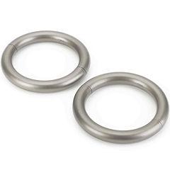 Umbra® Halo Set of 2 Magnetic Tiebacks