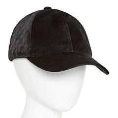 Mixit Velvet Baseball Cap
