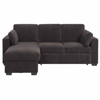 Calgary Dream Convertible Track Arm Sofa