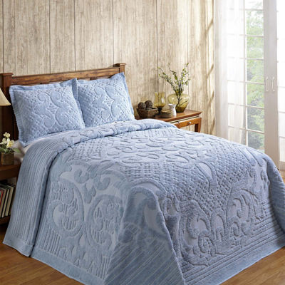 better trends ashton chenille bedspread - Chenille Bedspreads