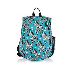 Obersee® Kids All-in-One Zebra Backpack with Cooler