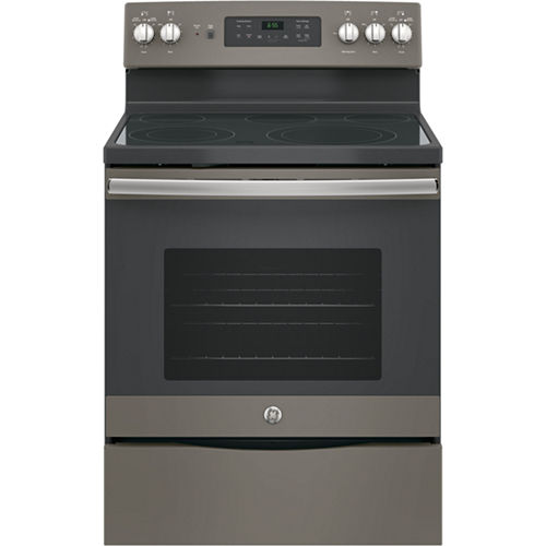 GE® 30 5.3 cu. ft. Free-Standing Electric Convention Range